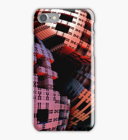 Collide iPhone Case/Skin