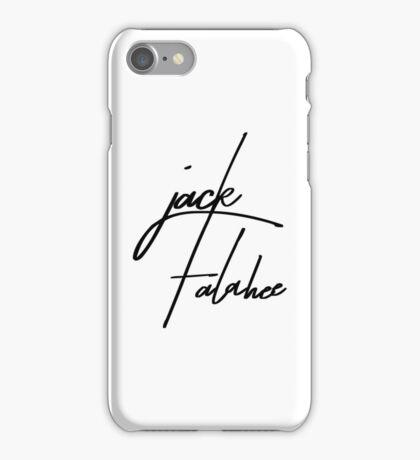 JACK FALAHEE iPhone Case/Skin