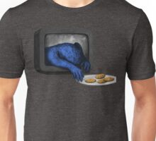 He Will Eat All Your Cookies Unisex T-Shirt