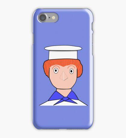 Mickey Murphy The Baker iPhone Case/Skin