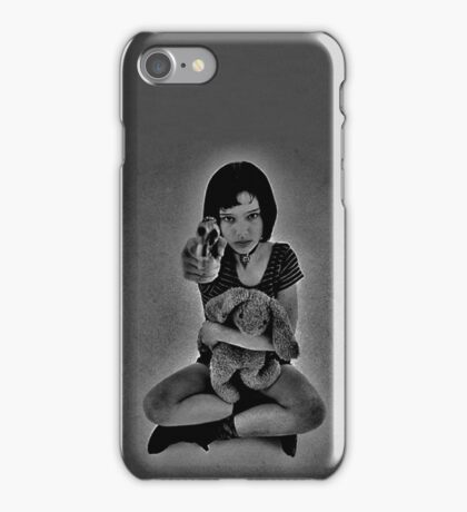 Mthilda (the Professional) iPhone Case/Skin