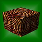 Tiger Spiral Box by barrowda