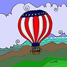 Balloon by Loni Edwards