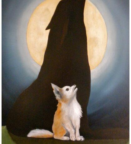 A chihuahua is a Paleo Dog! Sticker