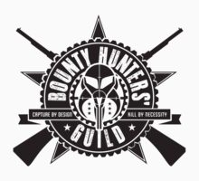 Bounty Hunters Guild One Piece - Short Sleeve