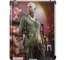Czech Republic. Prague. Bruce Willis in the Shop Window for Sale. iPad Case/Skin