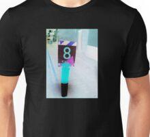 Eight 8 Reversed Unisex T-Shirt
