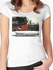 Henry the vacuum cleaner Women's Fitted Scoop T-Shirt