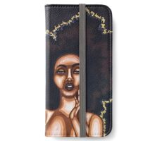 BEAUTY IN THE DARK iPhone Wallet/Case/Skin