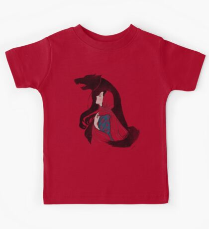 Taming of the wolf Kids Clothes