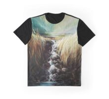 Hurry to me, water of my life Graphic T-Shirt