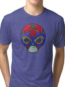 Alien Wrestler Tri-blend T-Shirt