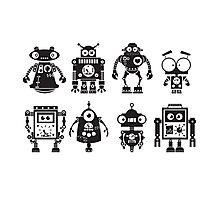 Robot Clan Photographic Print