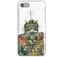 Steampunk Bird Sky Patrol iPhone Case/Skin