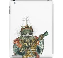 Steampunk Bird Sky Patrol iPad Case/Skin