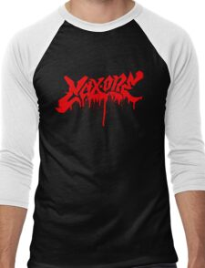 Blood Brother Logo Men's Baseball ¾ T-Shirt