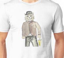 Gentleman Cat Unisex T-Shirt