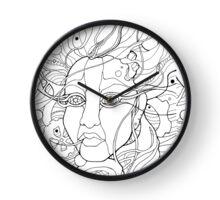 Cyborg Clock