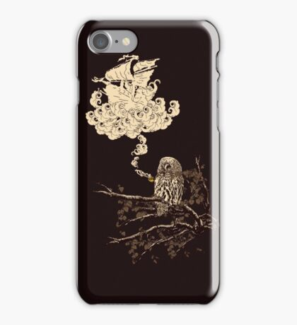 Wow It's a ship ! iPhone Case/Skin