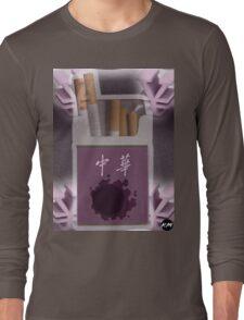 Gastly Cigs Long Sleeve T-Shirt