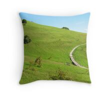 Spiritual Pathway Throw Pillow