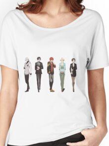 Cutout Group Women's Relaxed Fit T-Shirt