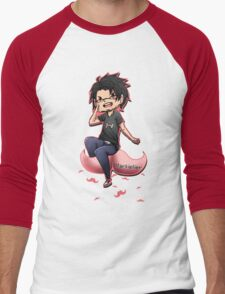 Markimoo~ Men's Baseball ¾ T-Shirt