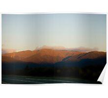 NZ landscape Poster