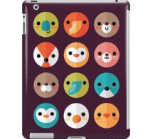 Smiley Faces iPad Case/Skin