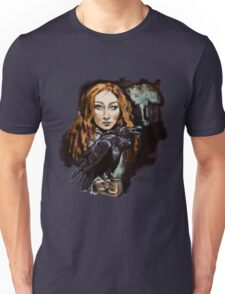 The Raven Witch Rayne Unisex T-Shirt