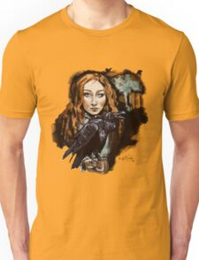 The Raven Witch Rayne Unisex T-Shirt