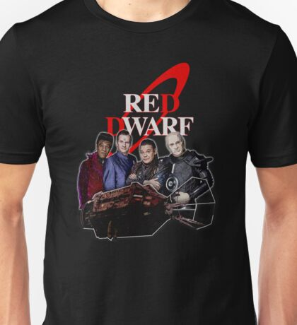 RED DWARF - SHIP AND CREW Unisex T-Shirt