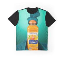 Naked and Refreshing Graphic T-Shirt