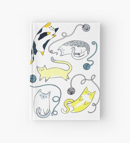 Crazy Cat Lady Hardcover Journal