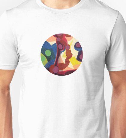 nuestro cuerpo como un imán 1 Unisex T-Shirt