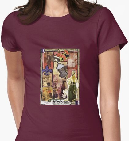 The World Of Toulouse Lautrec T-Shirt