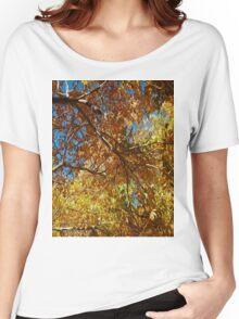 Abstract Garden Women's Relaxed Fit T-Shirt