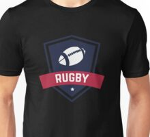 Rugby Ball Champion  Unisex T-Shirt