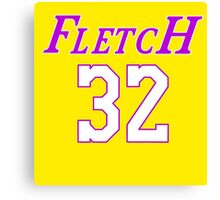 Fletch 32 Canvas Print