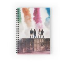 blackpink stay Spiral Notebook