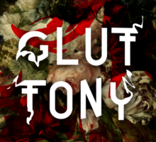 gluttony Sticker