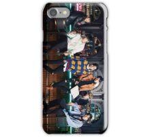 NOIR BAP iPhone Case/Skin