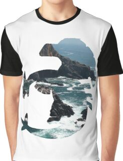 Lugia used surf Graphic T-Shirt
