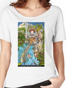 Queen of Swords Women's Relaxed Fit T-Shirt