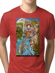 Queen of Swords Tri-blend T-Shirt