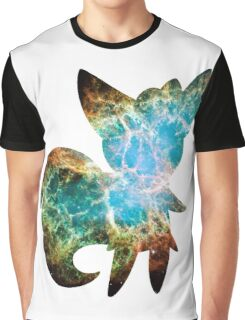 Meowstic (Male) used psyshock Graphic T-Shirt
