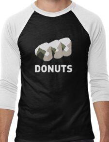 Jelly Donut Men's Baseball ¾ T-Shirt