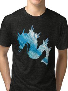 Gyrados used surf Tri-blend T-Shirt