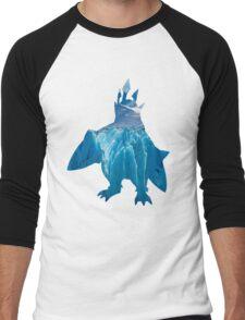 Empoleon used blizzard Men's Baseball ¾ T-Shirt