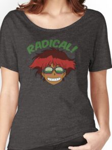 Radical Edward Women's Relaxed Fit T-Shirt